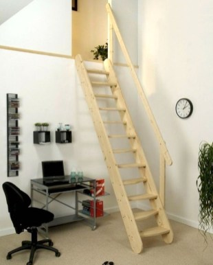 Brilliant Stair Design Ideas For Small Space 09