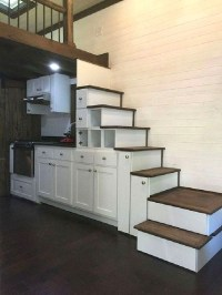 Brilliant Stair Design Ideas For Small Space 10