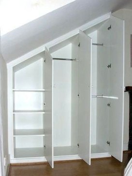 Elegant Wardrobe Design Ideas For Your Small Bedroom 47