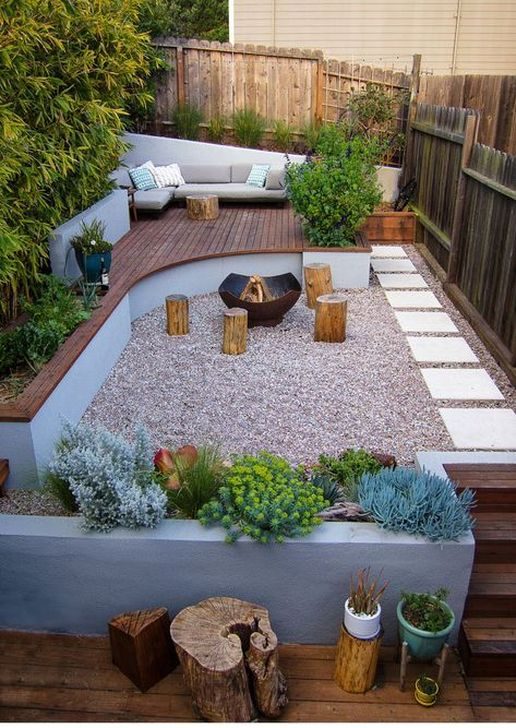 Fabulous Outdoor Seating Ideas For A Cozy Home 49