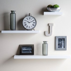 Genius DIY Floating Shelves Ideas For Home Decoration 02