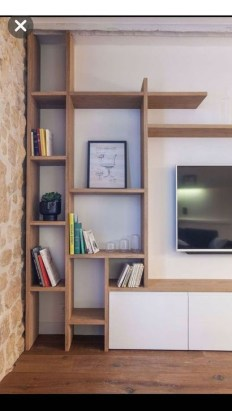 Genius DIY Floating Shelves Ideas For Home Decoration 15
