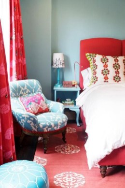 Magnificient Red Bedroom Decorating Ideas For You 29
