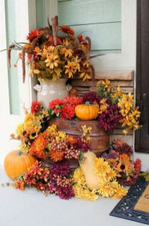 Modern Fall Decor Inspiration To Transform Your Home For The Cozy Season 05