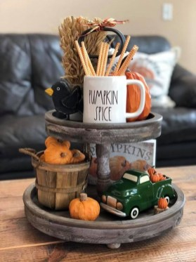 Modern Fall Decor Inspiration To Transform Your Home For The Cozy Season 26