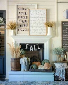 Modern Fall Decor Inspiration To Transform Your Home For The Cozy Season 31