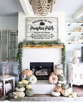 Modern Fall Decor Inspiration To Transform Your Home For The Cozy Season 32