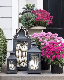 Modern Fall Decor Inspiration To Transform Your Home For The Cozy Season 38