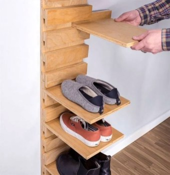 Perfect Shoe Rack Concepts Ideas For Storing Your Shoes 06