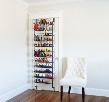 Perfect Shoe Rack Concepts Ideas For Storing Your Shoes 15