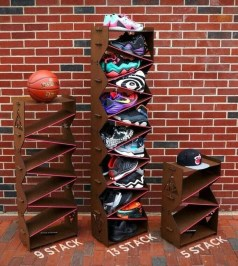 Perfect Shoe Rack Concepts Ideas For Storing Your Shoes 18