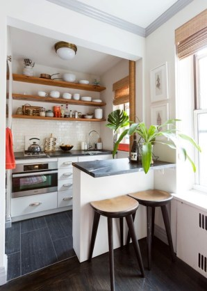 Stunning Small Kitchen Ideas Of All Time 16