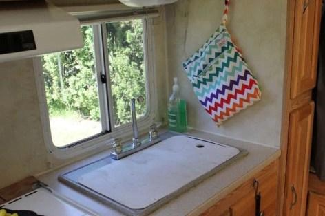 Unusual RV Kitchen Organization Ideas You Should Know 14