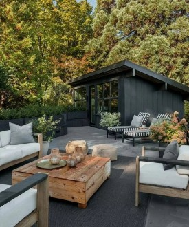 Awesome Backyard Seating Ideas For Best Inspiration 48