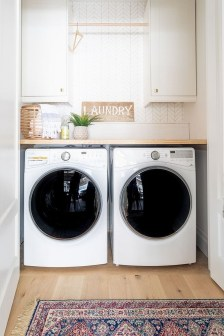Perfect Functional Laundry Room Decoration Ideas For Low Budget 11