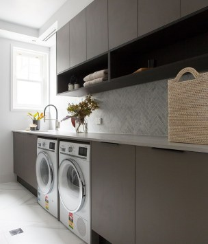 Perfect Functional Laundry Room Decoration Ideas For Low Budget 14