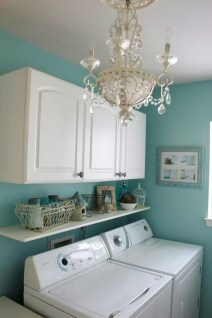 Perfect Functional Laundry Room Decoration Ideas For Low Budget 28