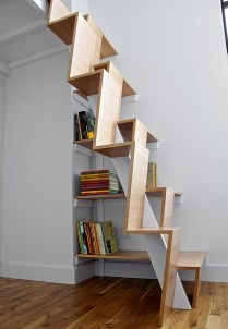 Snazzy-staircase-ledaing-to-the-loft