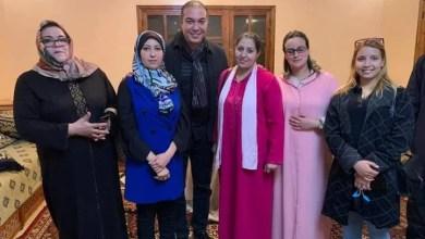 """صورة """"أوزين"""" يشرف على لقاء تنظيمي لحزب الحركة الشعبية بجهة الدار البيضاء-سطات"""
