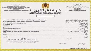 صورة إقليم طاطا يحتل الرتبة  المرتبة الأولى في امتحانات الباكلوريا.