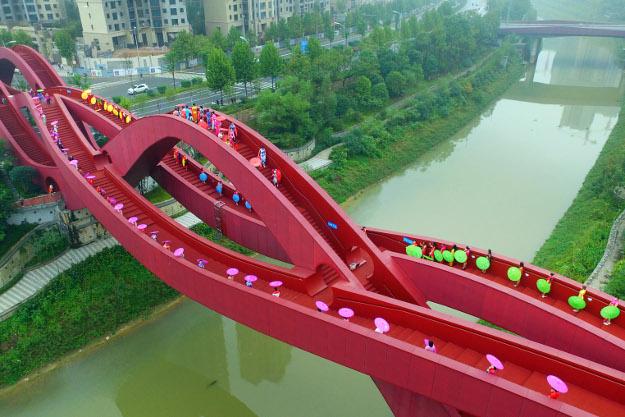 ಲಕ್ಕಿ ನಾಟ್ ಬ್ರಿಡ್ಜ್ Lucky Knot Bridge