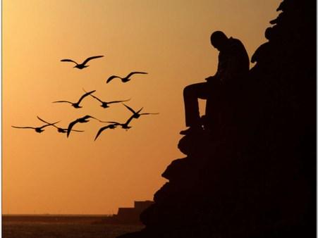 ಒಂಟಿತನ, loneliness
