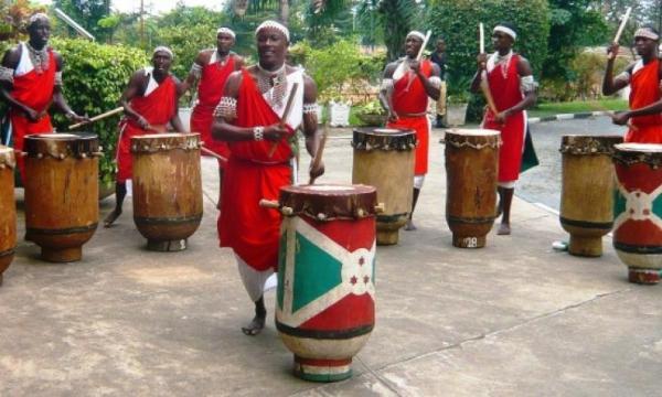 ಬುರುಂಡಿ ಡ್ರಮ್ಸ್ Burundi Drums