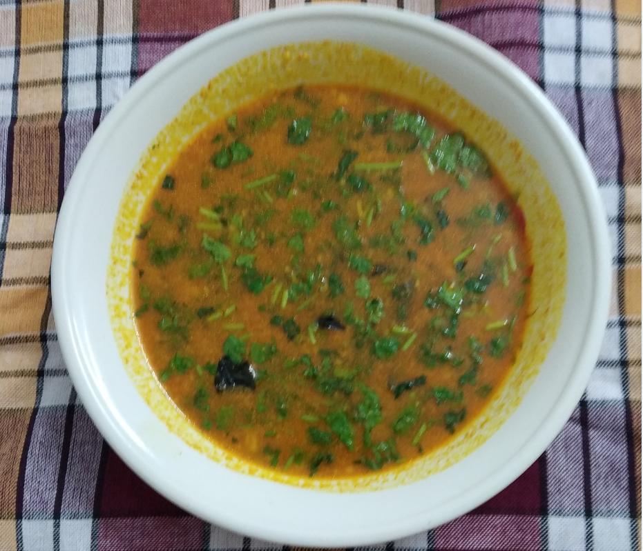 ಹುಣಸೆಹಣ್ಣಿನ ಸಾರು, Tamarind Soup