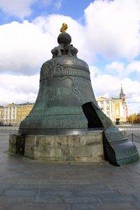 ಜಾರ್ ಗಂಟೆ, Tsar Bell