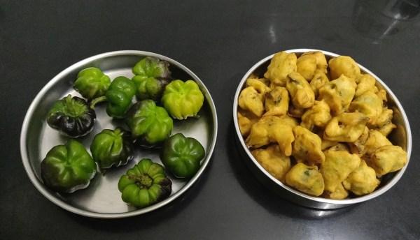 ಬಜ್ಜಿ, Bajji