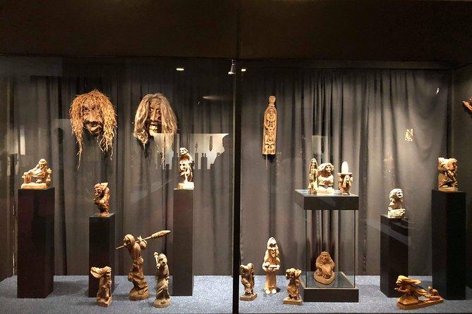 ದೆವ್ವಗಳ ತೋರುಮನೆ, Devils Museum