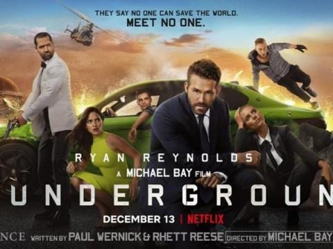 6 Underground movie