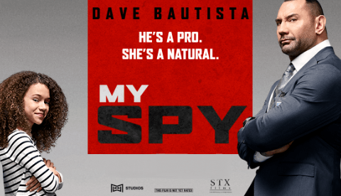 My Spy Movie Download
