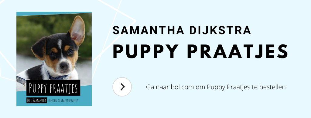 Puppy praatjes