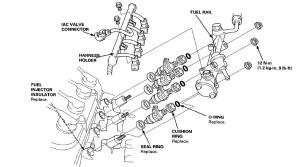 fuel injector marks  HondaTech