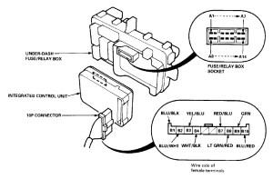 99 Civic DX Hatchback  alarm install  Door Trigger?  HondaTech