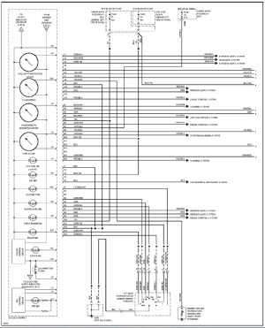 del Sol cluster wiring diagrampinout  HondaTech