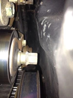 H2B alternator and crank pully kit  HondaTech