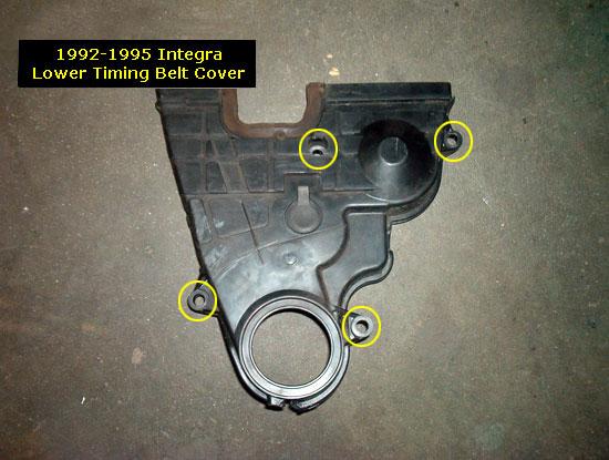 Timing Belt Install Questions B18C1.