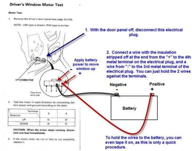 2002 accord window wiring diagram  2012 chrysler town