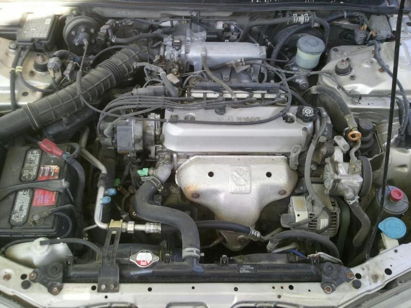 Accord Wagon 97 Wagon But Looks Like Obd1 Engine