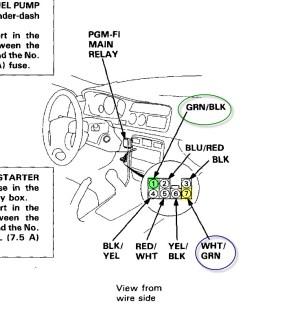 1994 honda accord stalls after hard braking  HondaTech