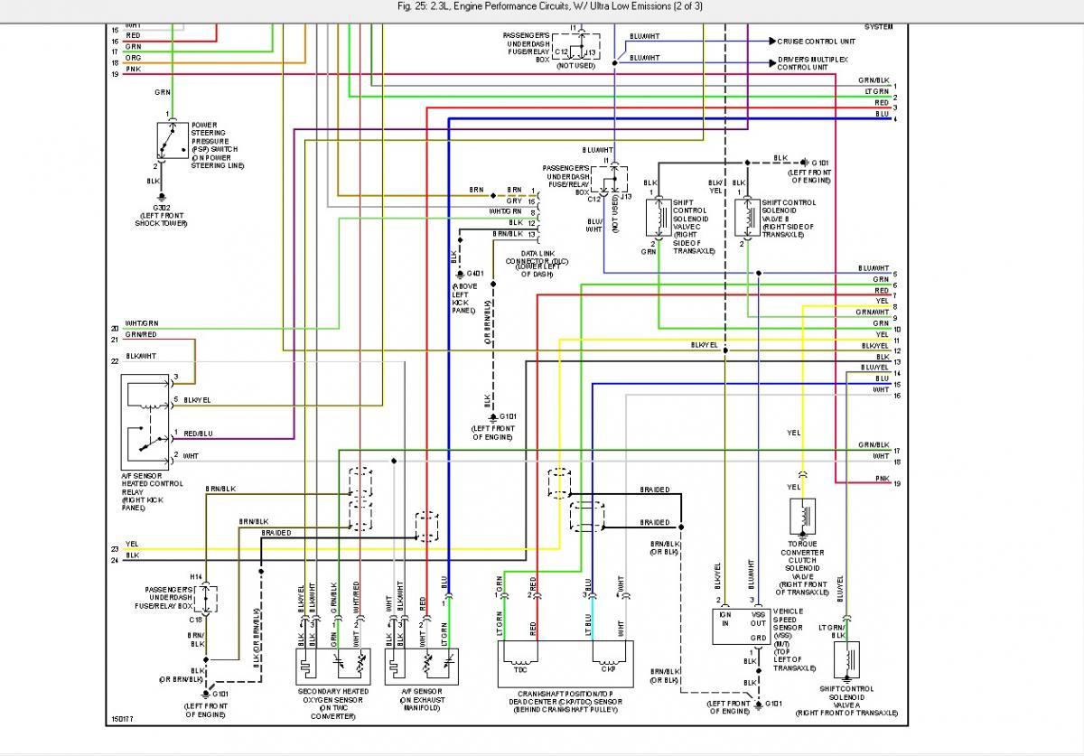 Exelent Audi 1.8 L Adr Engine O2 Sensor Wiring Diagram Picture ...