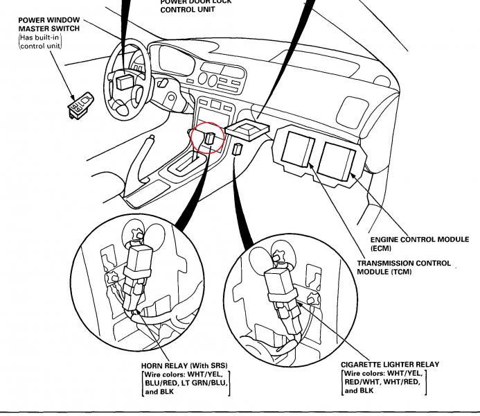 2000 F250 Power Window Wiring Diagram