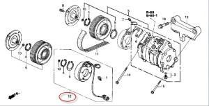 Problem with HeatAC on 2003 Honda Accord EX  HondaTech