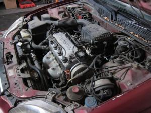 1998 Honda Civic LX With ZC engine (ordering parts