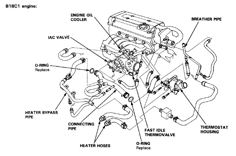 2005 Ford Taurus Belt Diagram