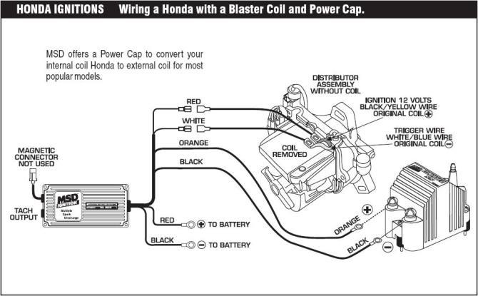 msd 6al wiring diagram honda civic  save wiring diagrams