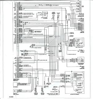 Integra TCM wiring schematic for Auto swap  HondaTech  Honda Forum Discussion