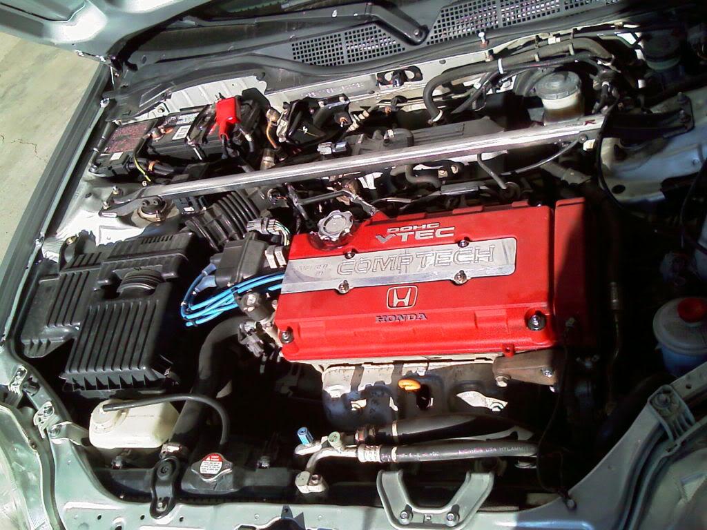 98 Honda Civic Aftermarket Parts